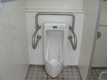 中里柳瀬公園トイレ
