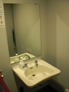 日本科学未来館 1階た目的トイレ