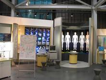 日本科学未来館 5階展示ルーム