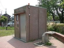 西之谷公園トイレ