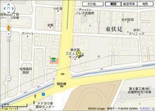 東伏見コミュニティーセンタートイレ