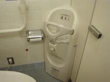 東伏見コミュニティーセンター 1階トイレ