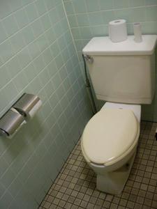スーパーオザム中富店トイレ