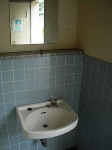 中清戸けやき公園トイレ