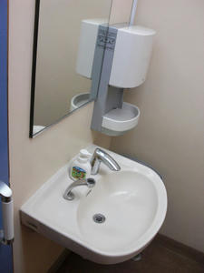 グルメシティ小金井店トイレ