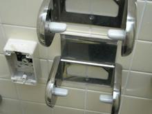 関町風の道公園多目的トイレ