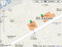ノジマ東所沢店トイレ