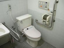ノジマ東所沢店多目的トイレ