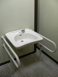 水喰土公園多目的トイレ