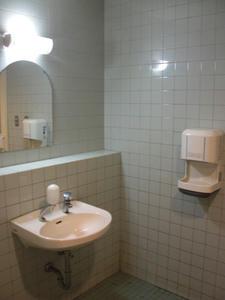 ニトリ府中店 1階トイレ