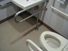 京王ストア立川店 2階多目的トイレ