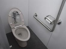 中神駅北口トイレ