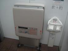 中神駅北口多目的トイレ