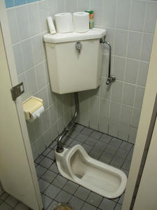 ジョーシンアウトレット三鷹店トイレ