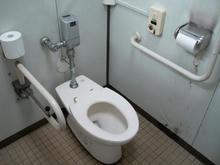 もくせい公園トイレ
