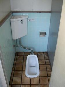 本郷給水所公苑トイレ