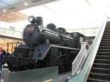 C5631号機関車