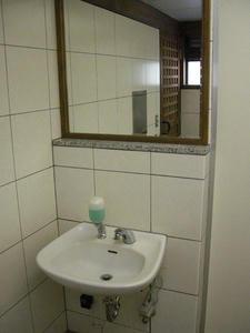 江戸東京たてもの園 店蔵型休憩棟トイレ