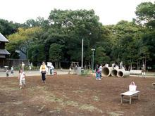江戸東京たてもの園 広場