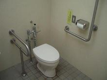 上宿公園トイレ