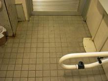 サンドラッグ東大和店トイレ