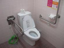 スギ薬局東大和店 外トイレ
