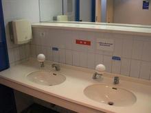 西友花小金井店 1階トイレ