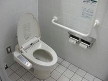 いなげや小金井本町店トイレ