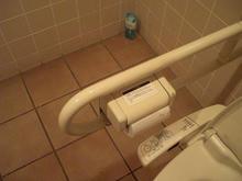 大丸ピーコック国立弁天通り店 1階多目的トイレ