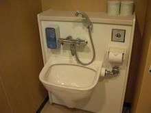 ノジマ小平店 1階多目的トイレ