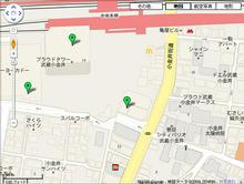 JR武蔵小金井南口ビルトイレ