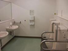 サミットストア向台町店 2階トイレ