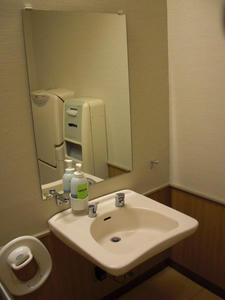 マルエツ戸倉店多目的トイレ