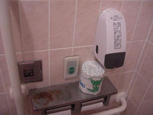 オリンピック田無店多目的トイレ