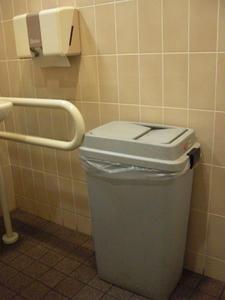 エコス小平店多目的トイレ