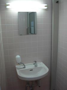 ウエルシア立川若葉店 外トイレ