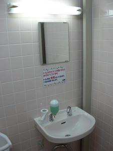 ウエルシア立川若葉店 外多目的トイレ