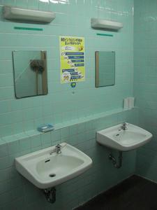 芝久保公民館トイレ