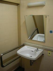 芝久保公民館多目的トイレ