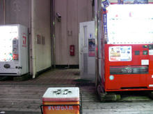 ドンキホーテ小平店 外トイレ