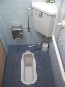 ダイソー国分寺北町店 1階トイレ