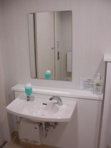 クルネ 1階多目的トイレ