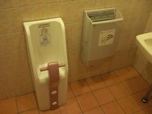 マルフジ東久留米店多目的トイレ