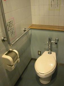 東久留米市役所1階 市民ひろばトイレ
