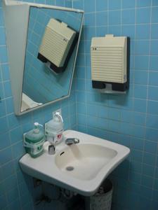 コープ小金井ぬくい坂下店 多目的トイレ
