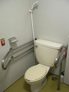 武蔵村山市立歴史民俗資料館多目的トイレ