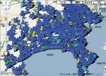 神奈川県トイレマップ