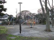 上祖師谷パンダ公園