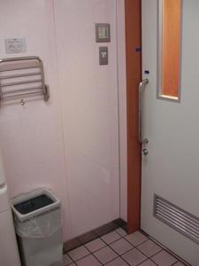 サミットストア祖師谷店 地下1階多目的トイレ
