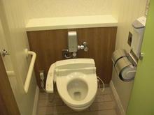 ルミネ立川店 3階トイレ